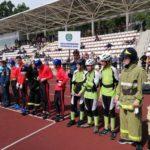 Югорская команда привезла награды с Всероссийских соревнований «Школа безопасности»