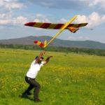 Югорские спортсмены приняли участие в Международных соревнованиях по авиамодельному спорту