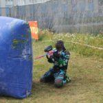 В Нефтеюганске завершилась серия соревнований по пейнтболу