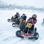 Чемпионат по зимнему картингу завершился в Югре