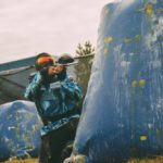 В прошлые выходные в Нефтеюганске завершился сезон соревнований по пейнтболу