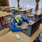 Сургутские юные инспекторы стали лучшими в соревнованиях «Безопасное колесо»