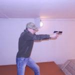 В окружной столице прошли соревнования по стрельбе