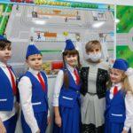 Команда югорчан приняла участие во Всероссийском этапе соревнований «Безопасное колесо»