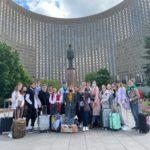Югорские школьники и студенты приняли участие в фестивале «Большая перемена»