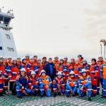 Карское море, ледокол и губернатор ЯНАО: в Салехарде состоялась встреча участников Всероссийского конкурса «Большая перемена»