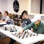 Югорские шахматисты приняли участие в финальном этапе «Белой ладьи»