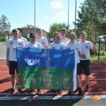 Югорчане приняли участие в открытых межрегиональных соревнованиях «Школа безопасности»