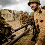 В Ханты-Мансийске прошел военно-исторический фестиваль «Штурм-2021»